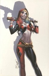 DC Comics's Harley Quinn's Villain of the Year Issue # 1jsc-e