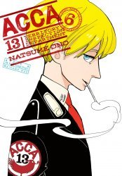 Yen Press's Acca 13 Territory Inspection Department Soft Cover # 6