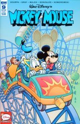 IDW Publishing's Mickey Mouse Issue # 9sub