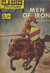 Gilberton Publications's Classics Illustrated #88: Men of Iron Issue # 1d