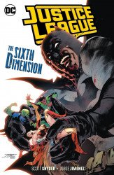 DC Comics's Justice League TPB # 4