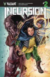 Valiant Entertainment's Incursion Issue # 2