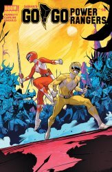 BOOM! Studios's Saban's Go Go Power Rangers Issue # 14