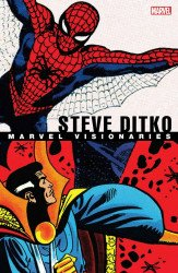 Marvel Comics's Marvel Visionaries: Steve Ditko TPB # 1