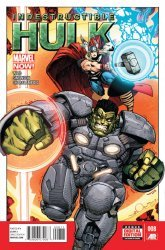 Marvel Comics's Indestructible Hulk Issue # 8