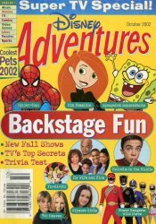 Disney Comics's Disney Adventures Issue V12-11