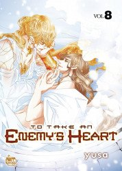Netcomics's To Take an Enemy's Heart Soft Cover # 8