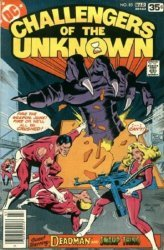 DC Comics's Challengers of the Unknown Issue # 85markjewelers