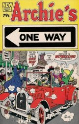 New Barbour Christian Comics's Archie's One Way Issue # 1
