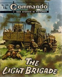D.C. Thomson & Co.'s Commando: War Stories in Pictures Issue # 1438