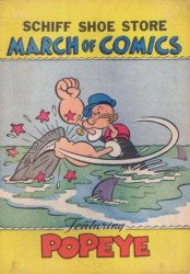 Western Printing Co.'s March of Comics Issue # 52c