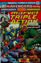 Marvel Comics's Marvel Triple Action Issue # 27