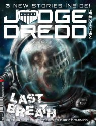 Rebellion's Judge Dredd: Megazine Issue # 386