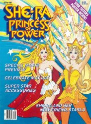 Mattel's She-Ra: Princess of Power Issue # 6