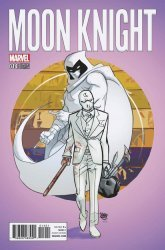 Marvel Comics's Moon Knight Issue # 14b