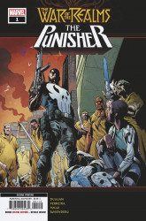 Marvel Comics's War of the Realms: Punisher Issue # 1 - 2nd print