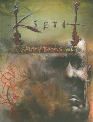 IDW Publishing's Kieth: Sketch Books Soft Cover # 1