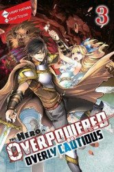 Yen Press's Hero is Overpowered but Overly Cautious Soft Cover # 3
