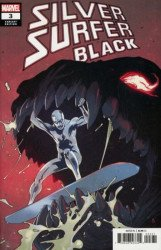 Marvel Comics's Silver Surfer: Black Issue # 3c