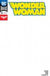 DC Comics's Wonder Woman Issue # 58c