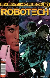 Titan Comics's Robotech Issue # 23