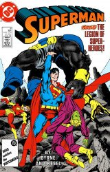 DC Comics's Superman Issue # 8