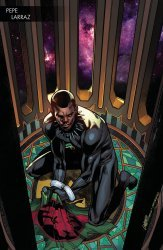 Marvel Comics's Black Panther Issue # 1d