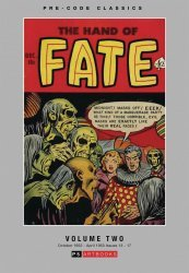 PS Artbooks's Pre-Code Classics: Hand of Fate Hard Cover # 2