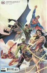 DC Comics's Justice League Issue # 41b