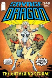 Image Comics's Savage Dragon Issue # 248