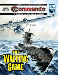 D.C. Thomson & Co.'s Commando: For Action and Adventure Issue # 5114