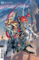 DC Comics's Metal Men Issue # 11b