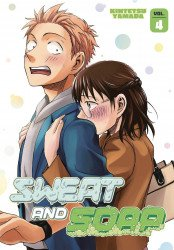 Kodansha Comics's Sweat and Soap Soft Cover # 4