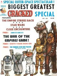 Major Magazines's Biggest Greatest Cracked Issue # 15