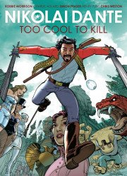 Rebellion's Nikolai Dante: Too Cool to Kill TPB # 1