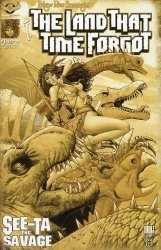 American Mythology's Edgar Rice Burroughs' The Land That Time Forgot: See-Ta The Savage Issue # 1b