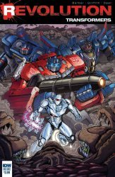 IDW Publishing's Transformers: Revolution Issue # 1