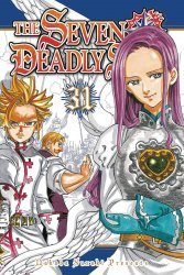 Kodansha Comics's The Seven Deadly Sins Soft Cover # 31