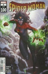 Marvel Comics's Spider-Woman Issue # 5h