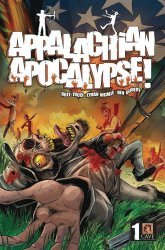 Cave Comics's Appalachian Apocalypse Issue # 1