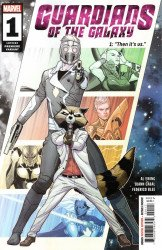 Marvel Comics's Guardians of the Galaxy Issue # 1j