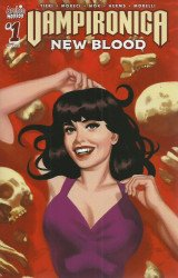 Archie Comics Group's Vampironica: New Blood Issue # 1d