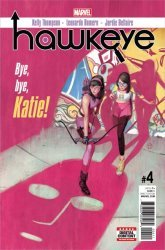 Marvel Comics's Hawkeye Issue # 4