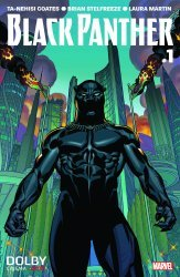 Marvel Comics's Black Panther Issue # 1dolby