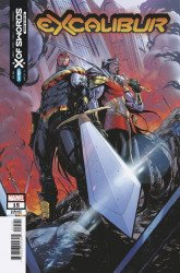 Marvel Comics's Excalibur Issue # 15b
