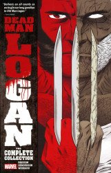 Marvel Comics's Dead Man Logan TPB # 1b