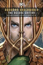 DC Comics's Aquaman: Underworld - Deluxe Edition Hard Cover # 1