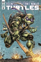 IDW Publishing's Teenage Mutant Ninja Turtles Issue # 111evolve-a