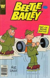 Gold Key's Beetle Bailey Issue # 126whitman