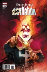 Marvel Comics's Doctor Strange: Damnation Issue # 3e